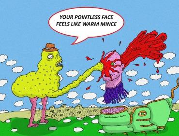 Warm Mince